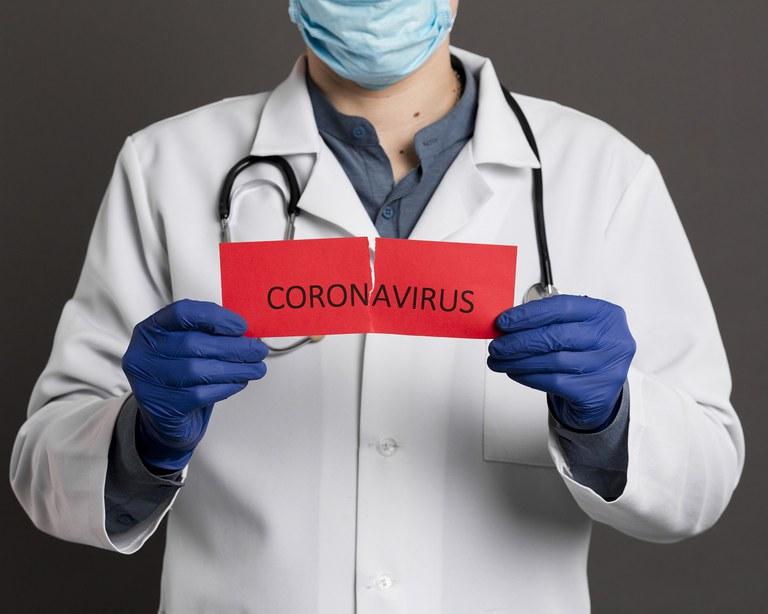 Pesquisa quer identificar terapias para Covid-19 pelo mundo/GOV