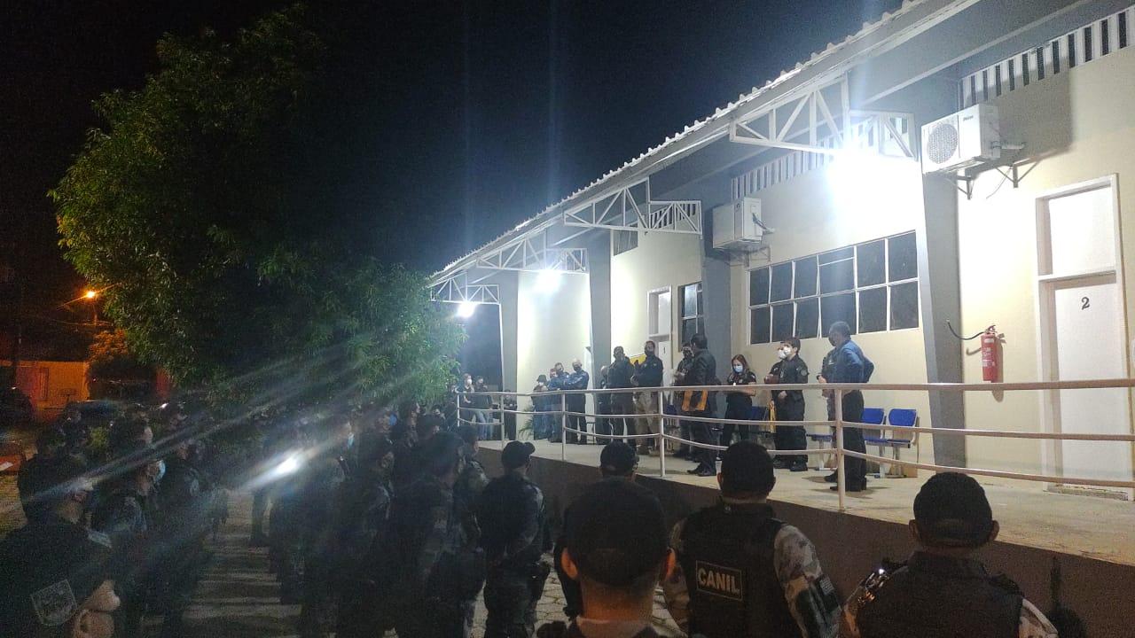 Empresário suspeito de mandar matar adolescente foi preso durante Operação Integrada deflagrada em Teresina - Foto: Divulgação