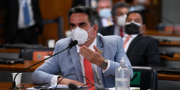 CPI começa com bate boca, Ciro critica consultoria do Senado