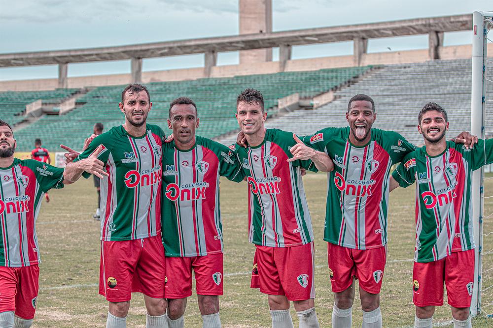 Fluminense-PI goleou o Flamengo-PI e está na final do Campeonato Piauiense - Aldo Carvalho