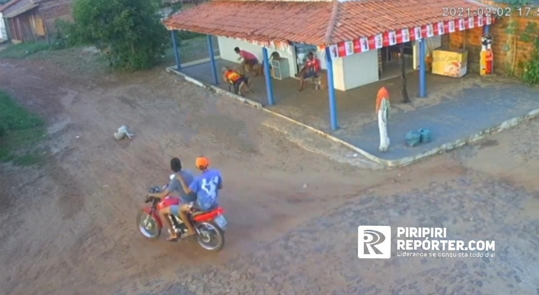 Tentativa de homicídio em Piripiri - Foto: Piripiri Repórter
