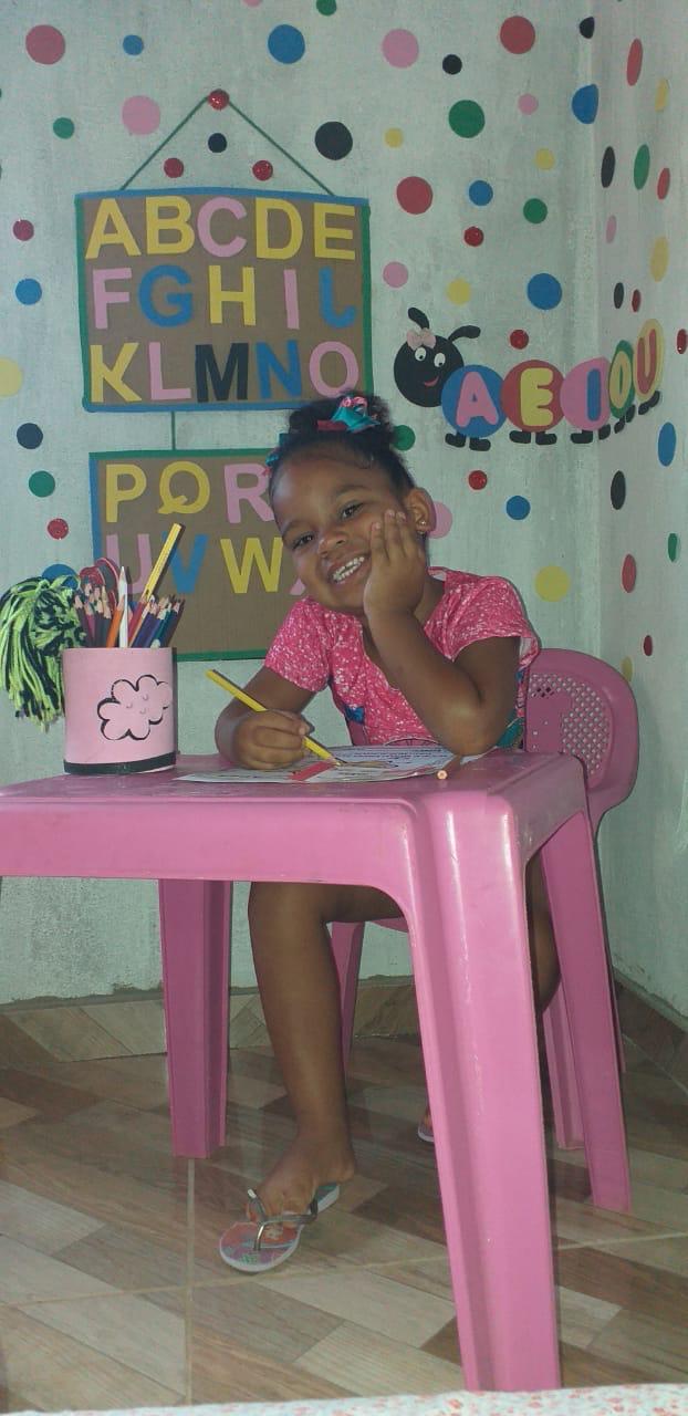 Crianças de Cajazeiras do Piauí  recebem atividades do SCFV - Imagem 3