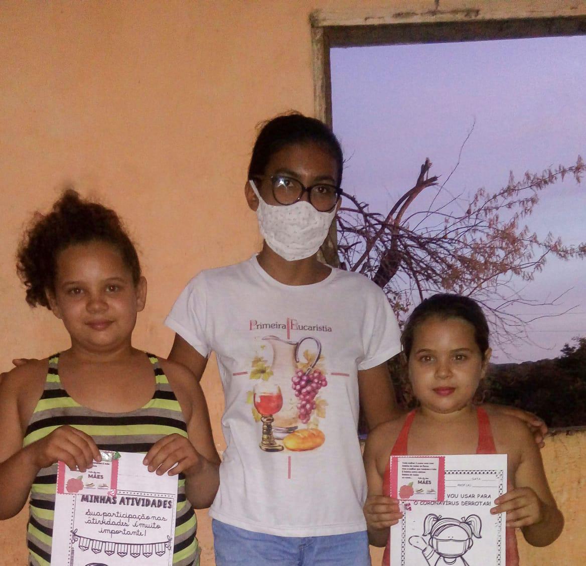 Crianças de Cajazeiras do Piauí  recebem atividades do SCFV - Imagem 6