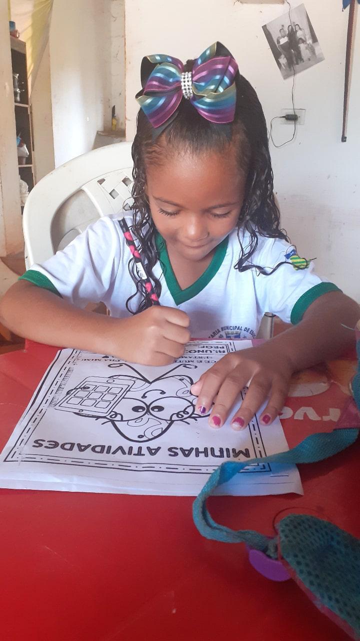Crianças de Cajazeiras do Piauí  recebem atividades do SCFV - Imagem 7