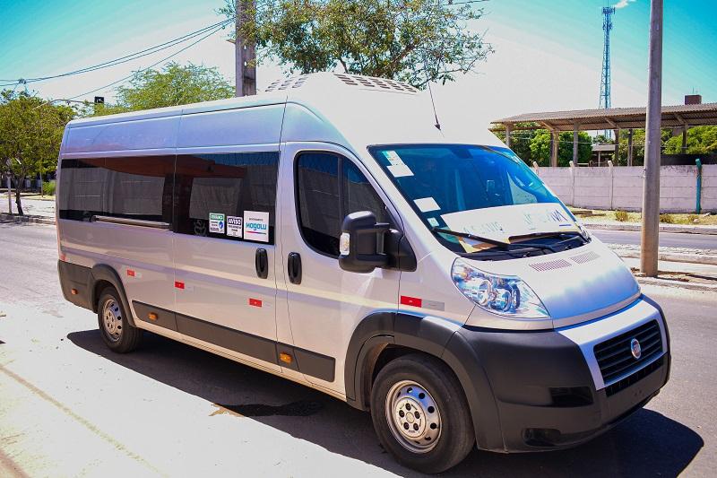 Transporte fretado se apresenta como solução em meio à crise do transporte público   foto: Divulgação