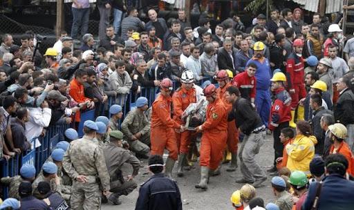 Explosão em mina deixou centenas de mortos na Turquia
