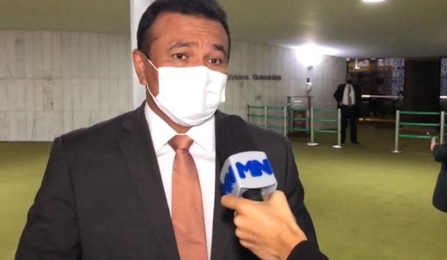 Fábio Abreu diz que está bem na Câmara e nega retorno à Segurança - Imagem 1