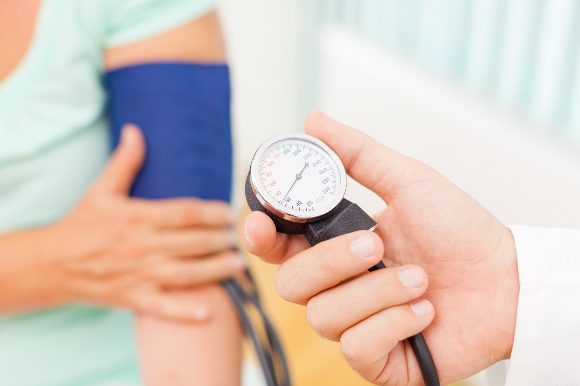 Hipertensão pode agravar o quadro da Covid-19