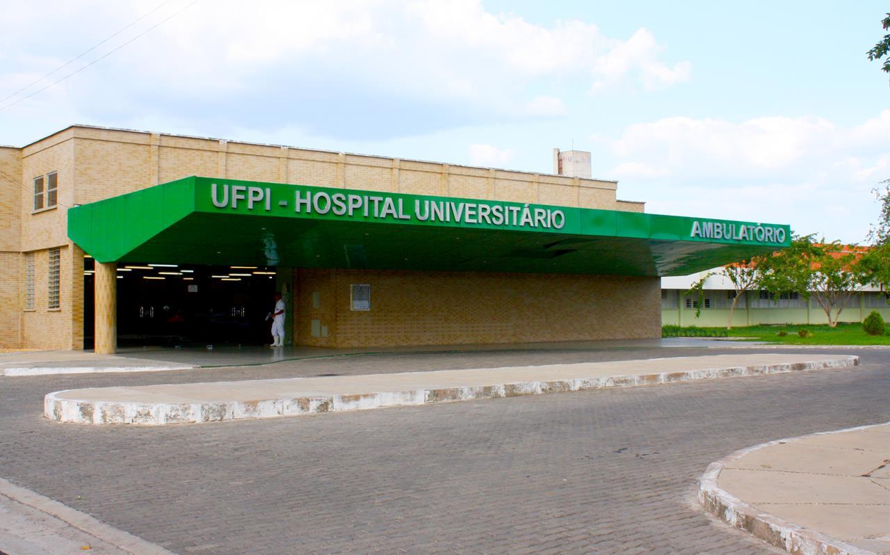 Hospital Universitário da UFPI tem algumas atividades suspensas com greve dos servidores | FOTO: Divulgação