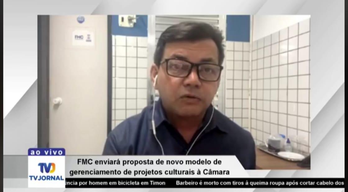 Sheyvan em entrevista ao Banca de Sapateiro explica a nova dinâmica de contratos da culturaSheyvan em entrevista ao Banca de Sapateiro explica a nova dinâmica de contratos da cultura