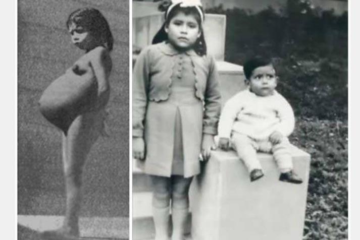 Seu filho recebeu o nome de Geraldo em homenagem ao médico que realizou a operação - Foto: Reprodução