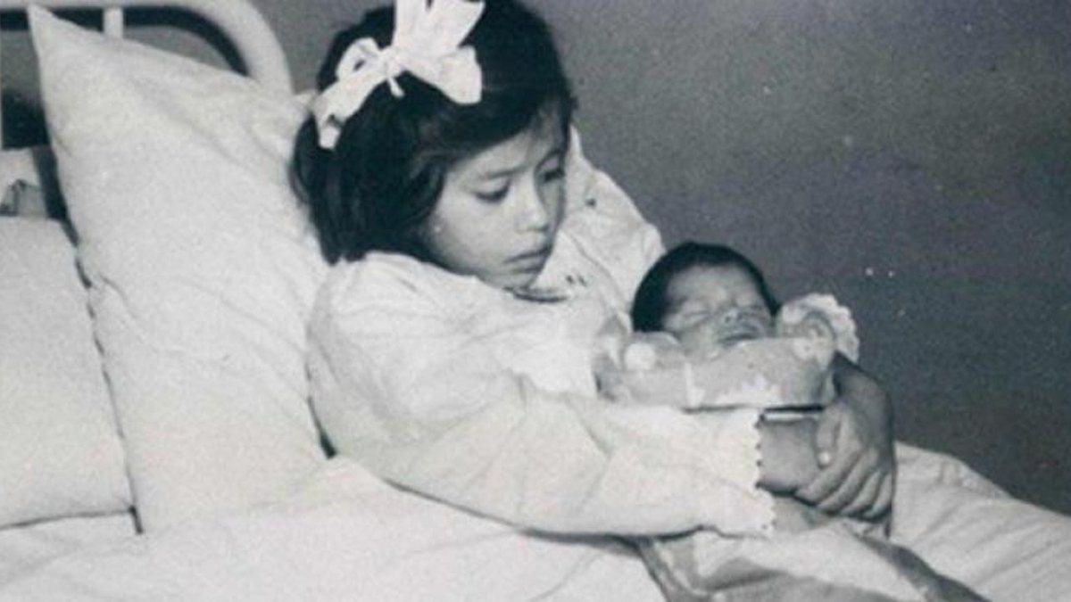 Lina Medina deu à luz a uma criança quando ela tinha apenas cinco anos - Foto: Reprodução