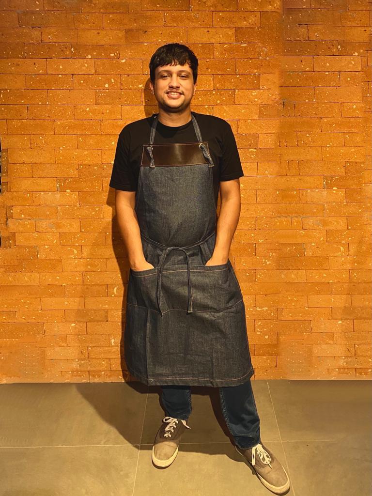 José Netto diz que culinária local é de resistência/arquivo pessoal