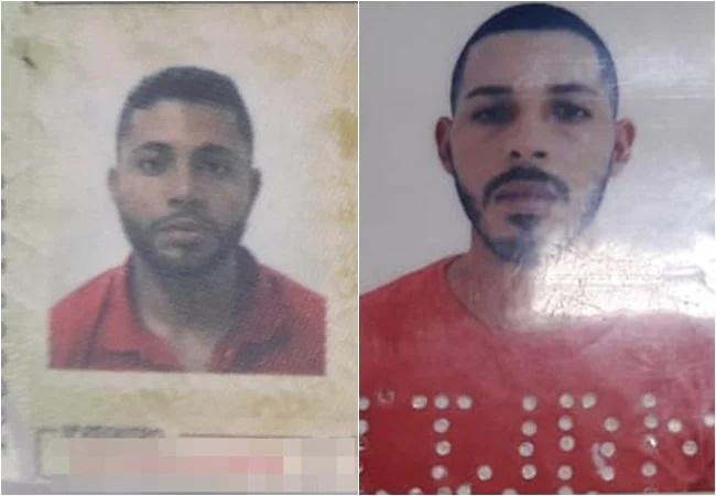 Vítimas do duplo homicídio em praça na zona Sudeste de Teresina