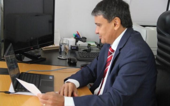 Governador do Piauí é entrevistado do Canal Livre/ Portal do Governo do Estado