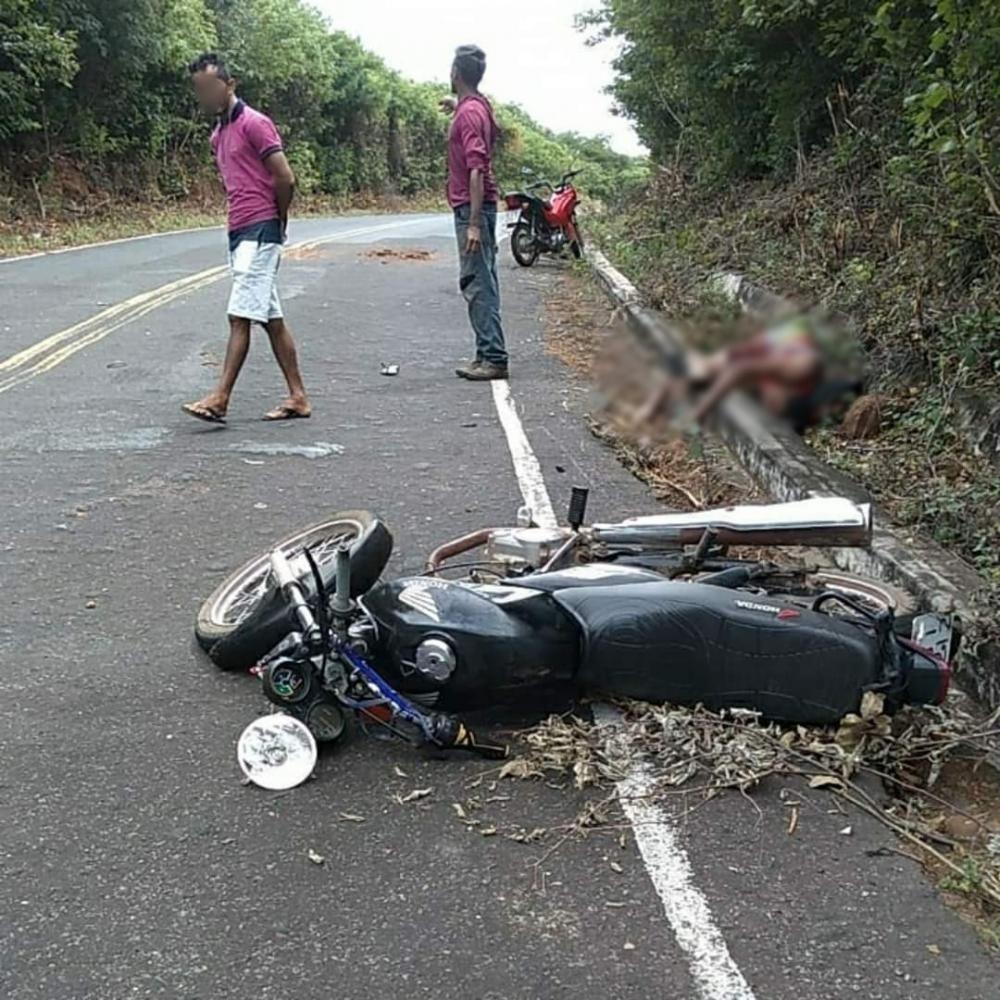 Homem fica gravemente ferido após acidente
