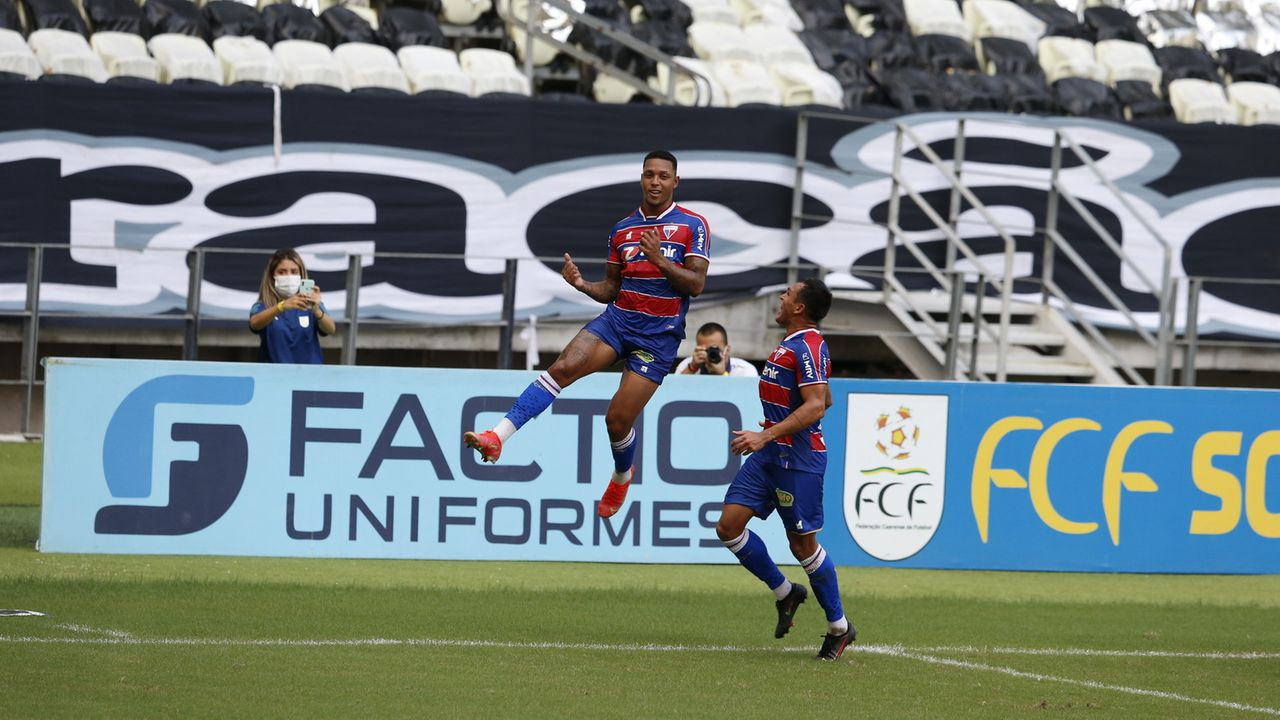 Clássico-Rei: Fortaleza vence o Ceará por 2 a 0 Foto: Kid Júnior / SVM