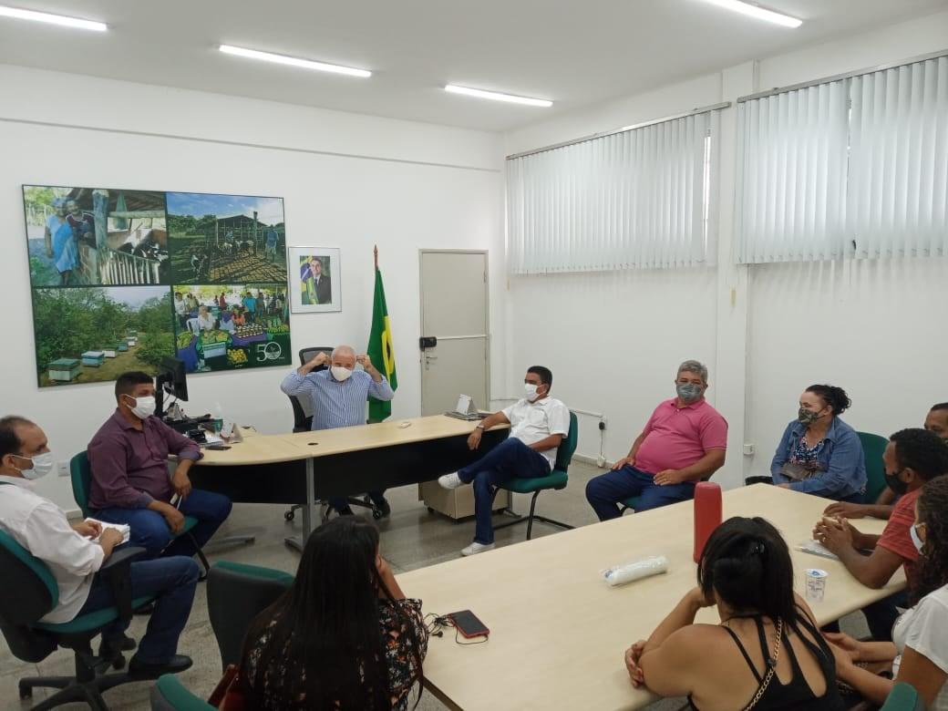 Prefeito participa de audiência pública sobre benefícios no INCRA-PI  - Imagem 2