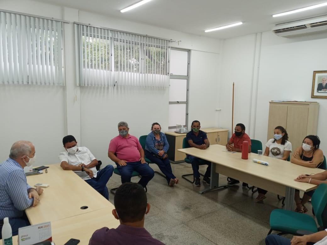 Prefeito participa de audiência pública sobre benefícios no INCRA-PI  - Imagem 1