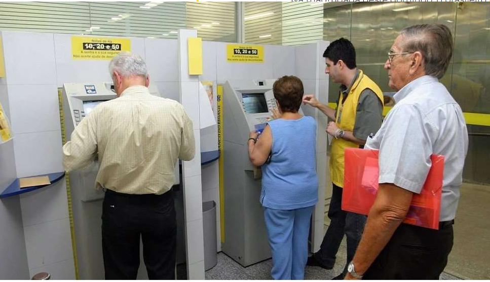 """Prova de vida do INSS deverá ser feita pelo Aplicativo """"Meu INSS"""" ou nas instituições financeiras pagadoras do benefício- Foto: Reprodução /Banco do Brasil"""