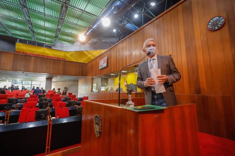 Paulo Martins diz que veto prejudica setor de eventos (Thiago Amaral)