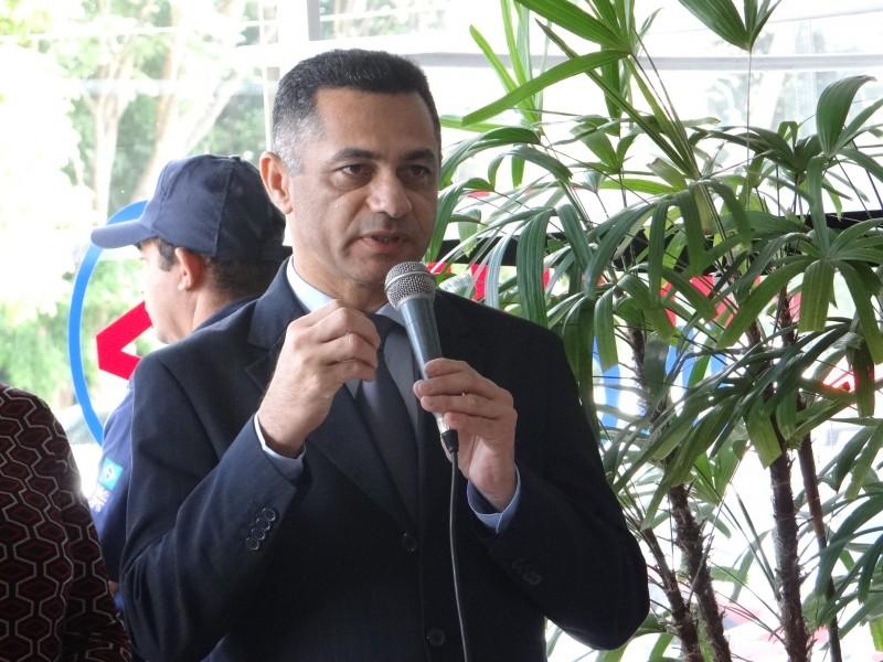 Coronel Rubens Pereira é secretário de Segurança do Piauí