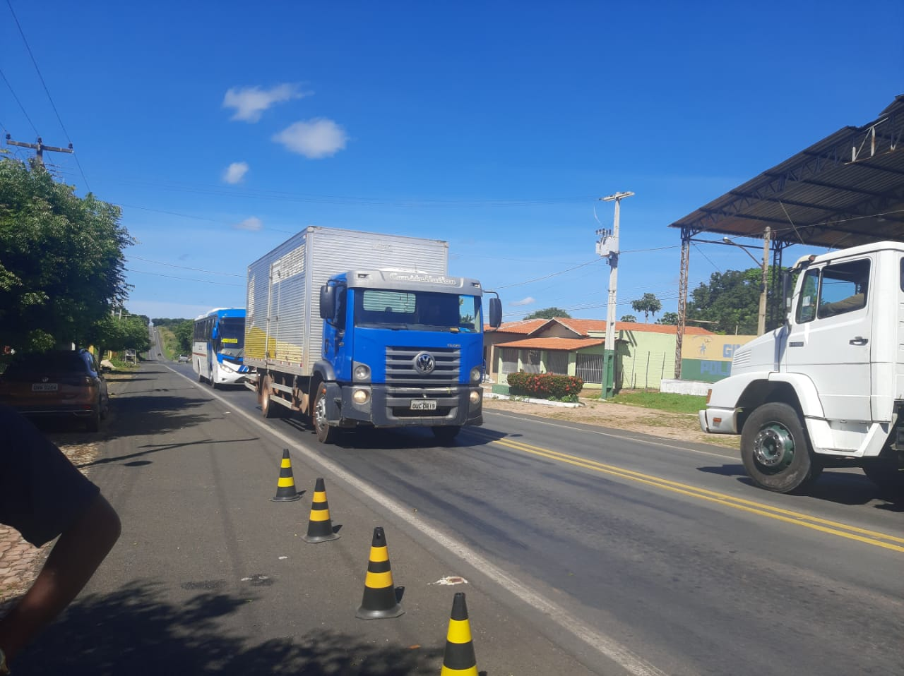 Prefeitura de Lagoinha CRAS e Conselho Tutelar realizaram Blitz Educativa - Imagem 2