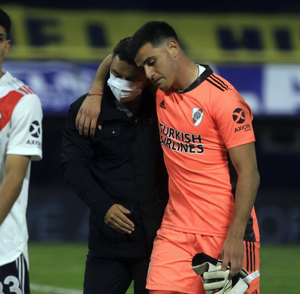 River Plate registra surto com 25 casos de Covid - Foto: Getty Images