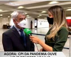 Senador da CPI quer saber quanto o governo gastou com cloroquina