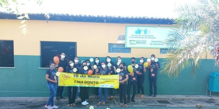 Prefeitura de Lagoinha CRAS e Conselho Tutelar realizaram Blitz Educativa