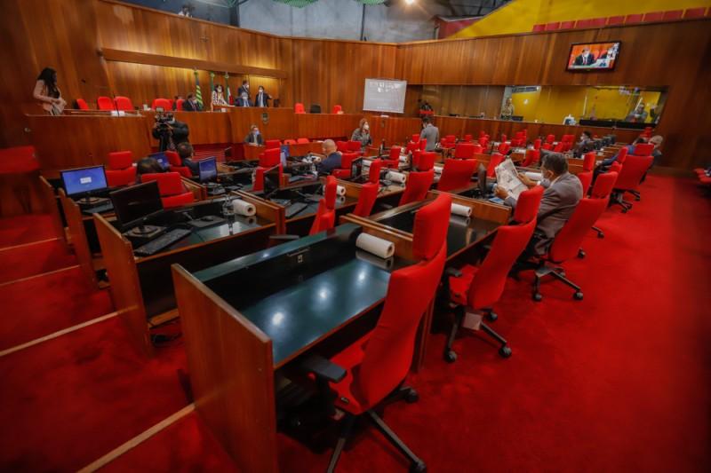 Assembleia Legislativa do Estado do Piauí (Alepi) - Foto: Divulgação/Alepi