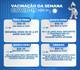 Saúde de Valença divulga calendário de vacinação contra a covid-19 e gripe