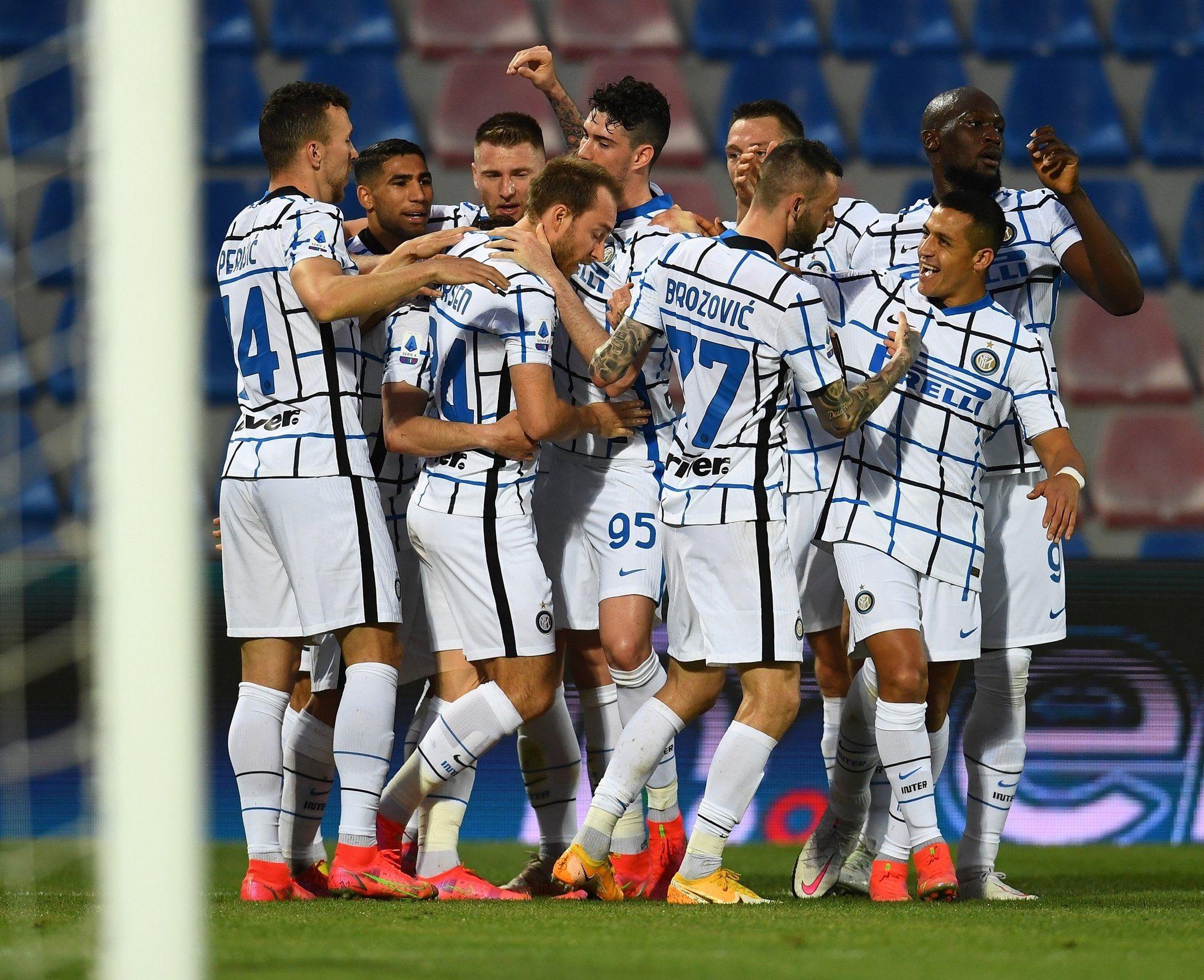 L'Inter è stata la campionessa inaugurale con quattro turni - Foto: Twitter