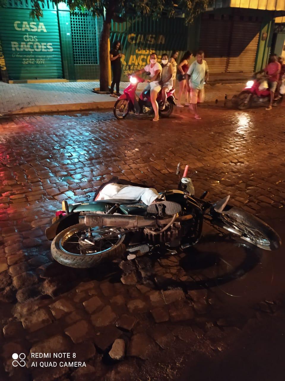 Vigilante é assassinado no Centro de Barras - Foto: Divulgação