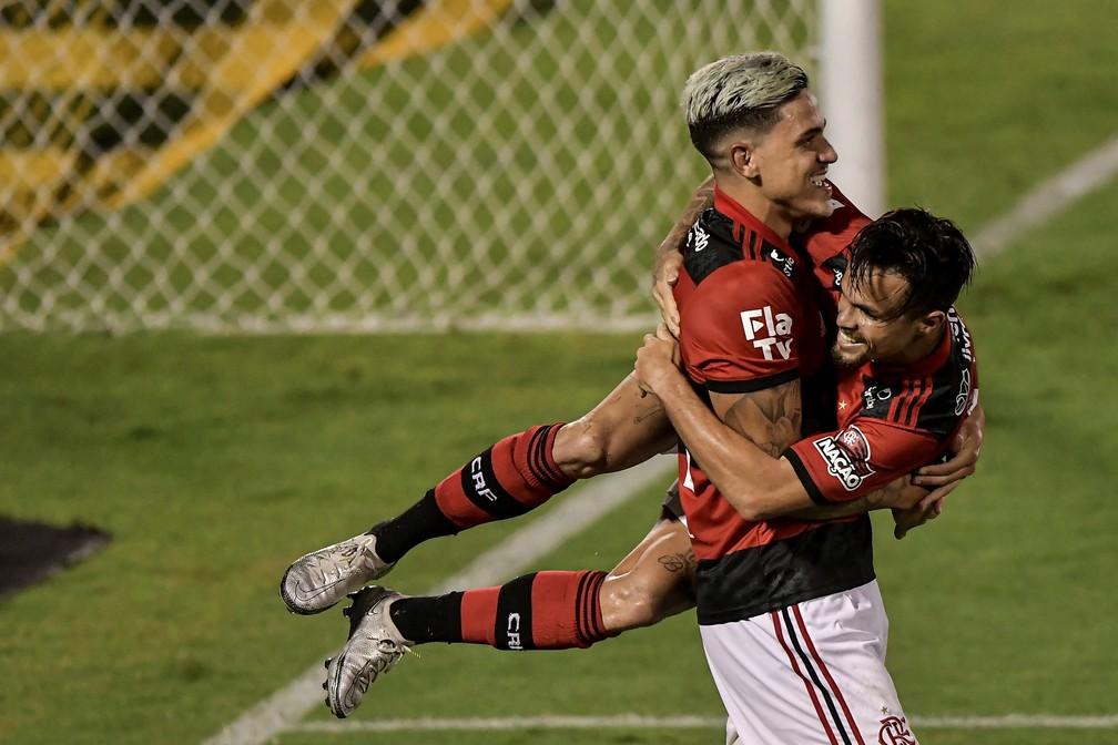 Pedro Michael do Flamengo (Foto: divulgação)