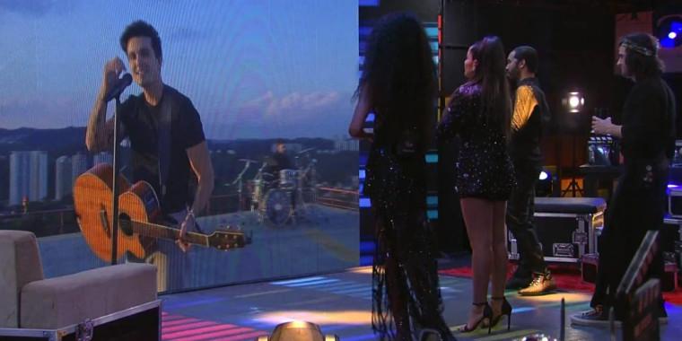 Luan Santana revela que mandou nova mensagem para Juliette