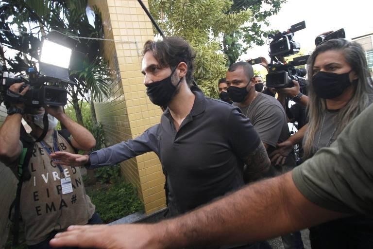Dr. Jairinho é preso no Rio (Foto: Estadão)