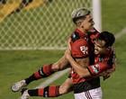 Com vitória, Flamengo abre vantagem na semifinal do Carioca