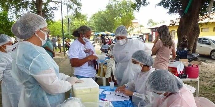 Em Monsenhor Gil, prefeitura convoca para nova etapa da vacinação
