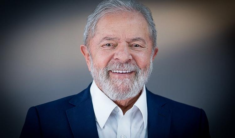 Luís Inácio Lula da Silva, o ex-presidente Lula. Crédito: PT.