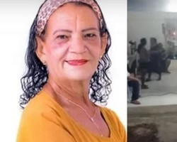 Idosa é velada com direito a música ao vivo em cidade do Piauí
