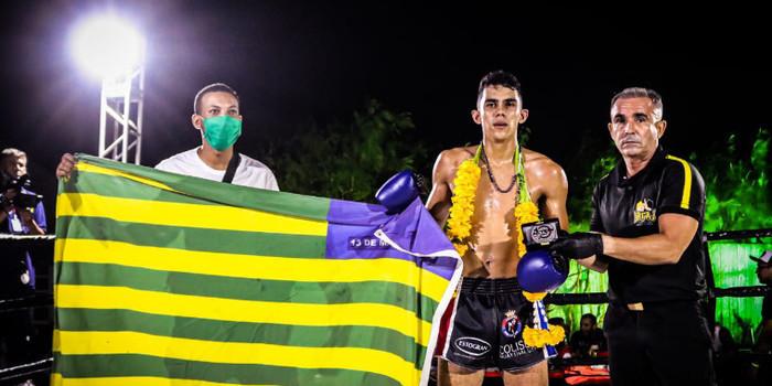 Prefeitura de Uruçuí apoia atletas de Muay Thai