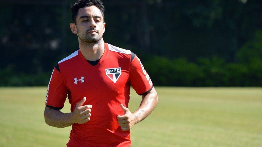 O ex-jogador do São Paulo, Daniel Correa- Foto: SPFC