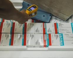 Sesapi distribuiu mais de 1 milhão de doses de vacina aos municípios