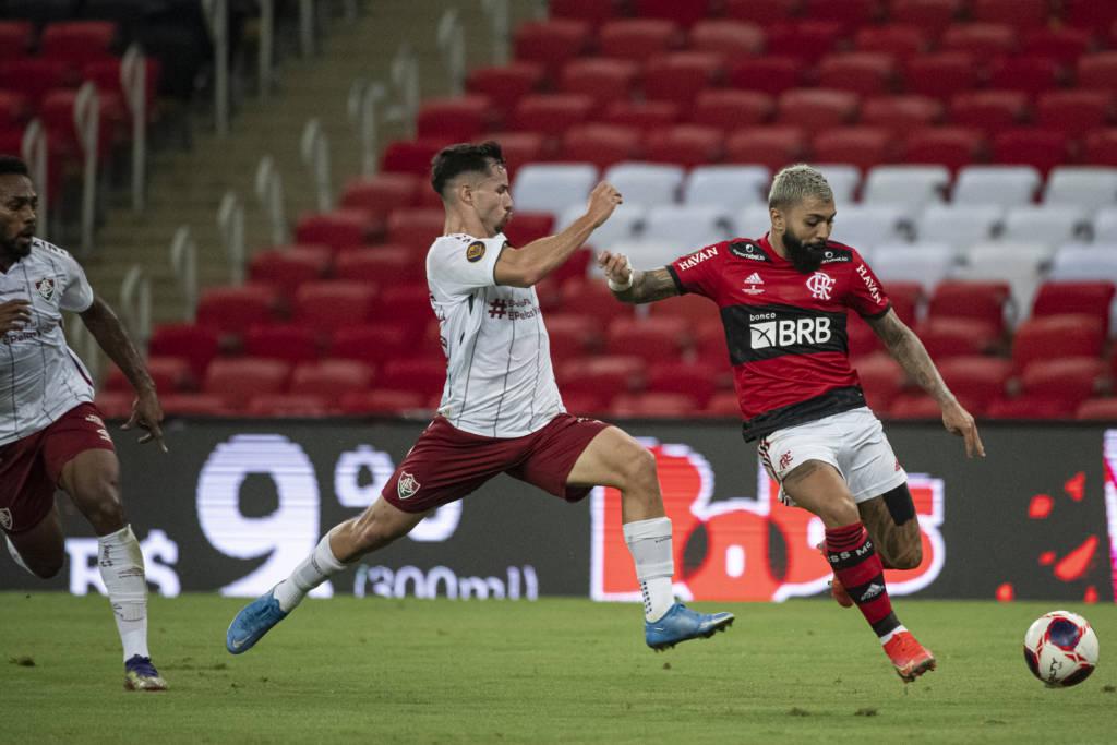 Flamengo vence Fluminense e é campeão carioca pela 37ª vez Foto: Alexandre Vidal