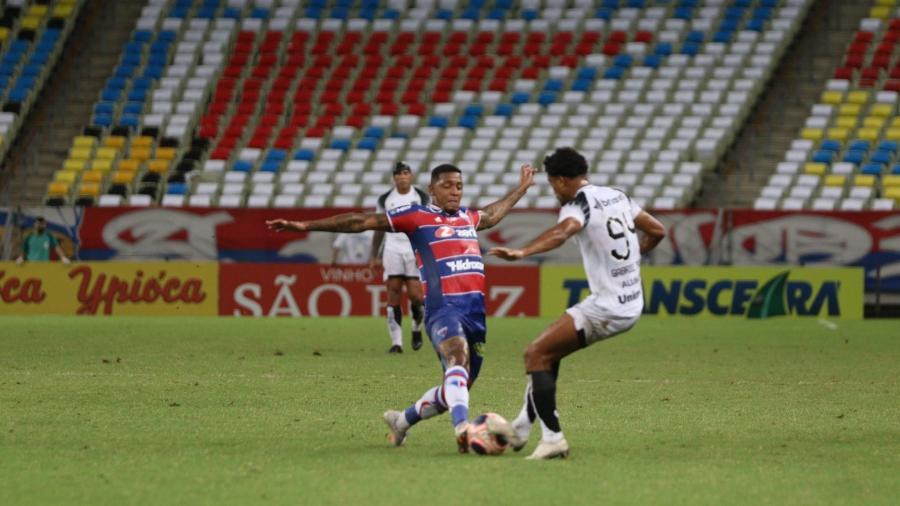 Fortaleza e Ceará disputaram a final do Cearense - Foto: Leonardo Moreira