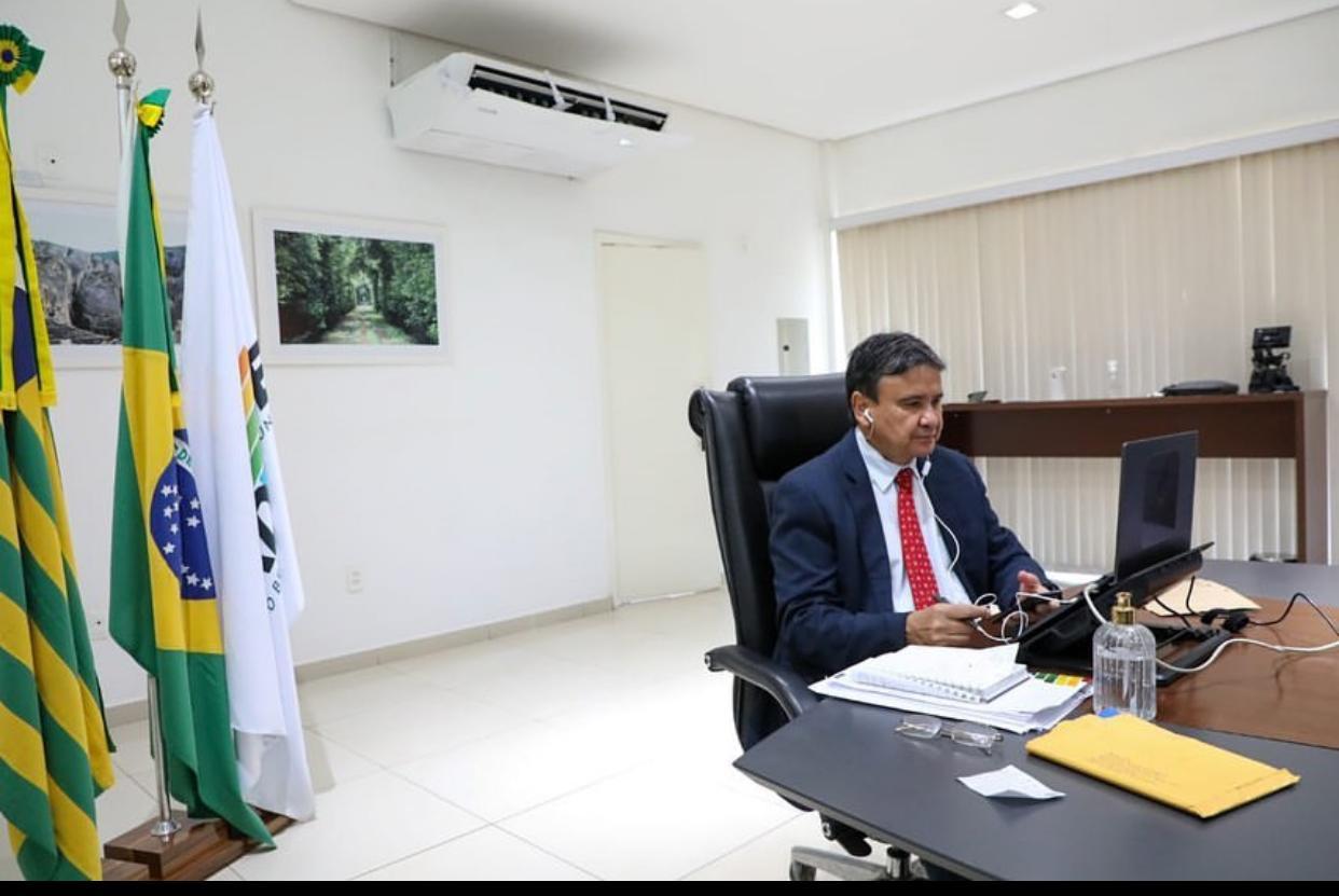 Wellington Dias prorroga medidas restritivas no Piauí