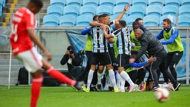 Grêmio vence o Internacional e se torna campeão do Gauchão 2021