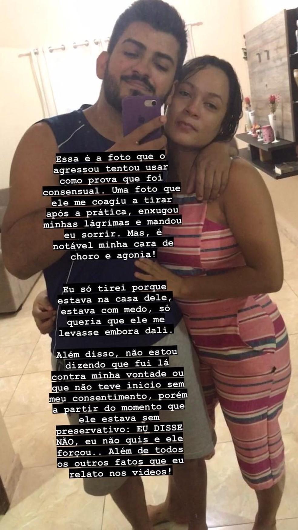 """Jovem acusa engenheiro de estupro: """"forçou anal, sem camisinha""""; mensagens! - Imagem 1"""