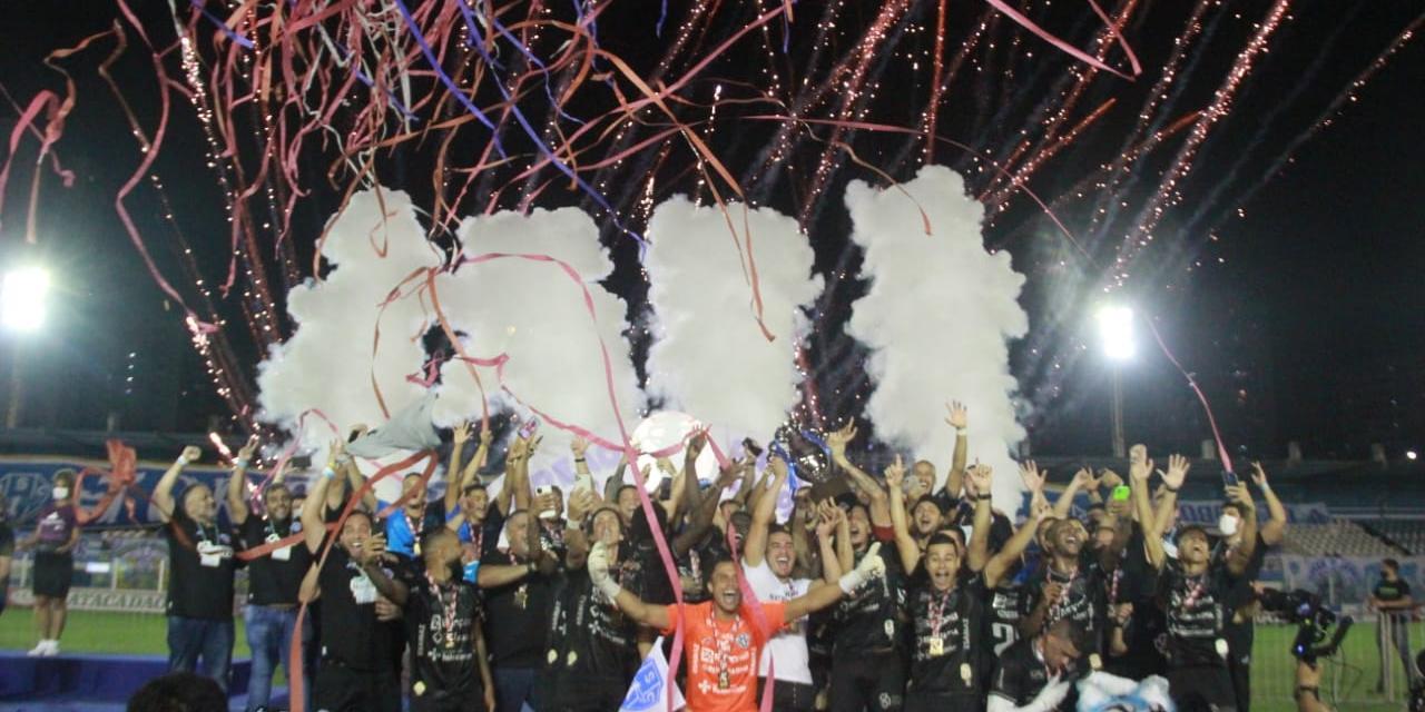 Paysandu é campeão do Campeonato Paraense de 2021 - Foto: Igor Mota